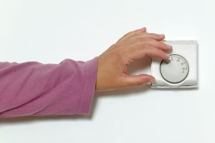 Energy saving tip: Turn your thermostat down by 1 degree Celsius
